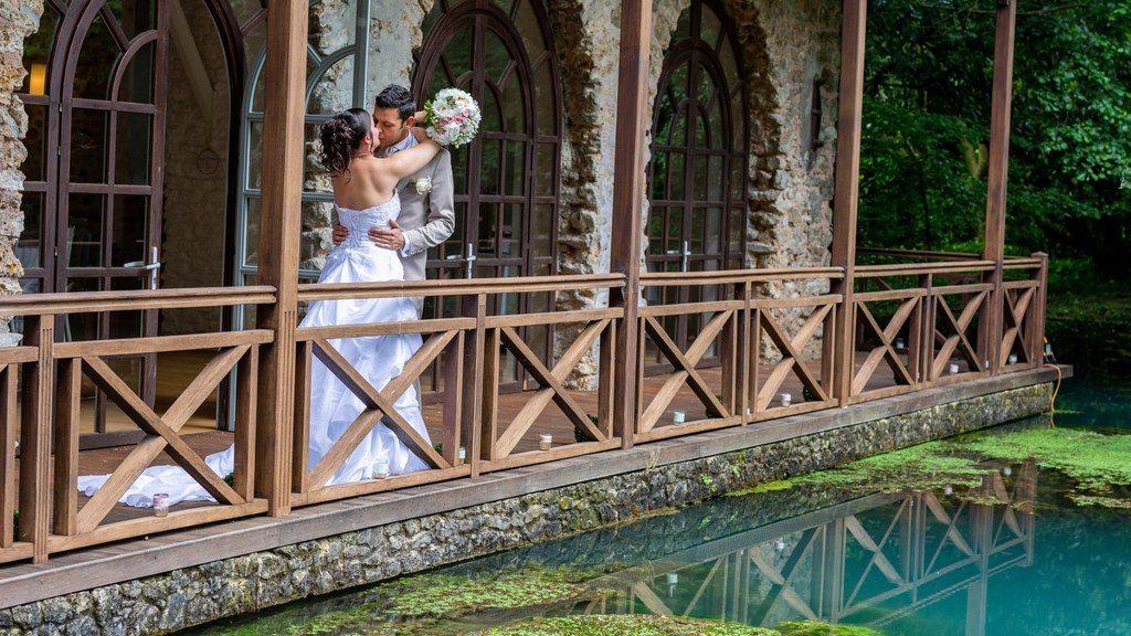 Mariage de Prisca et Marco par Stephen Hansen